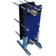 Пластинчати разглобяеми титаниеви топлообменници ITEX за басейни